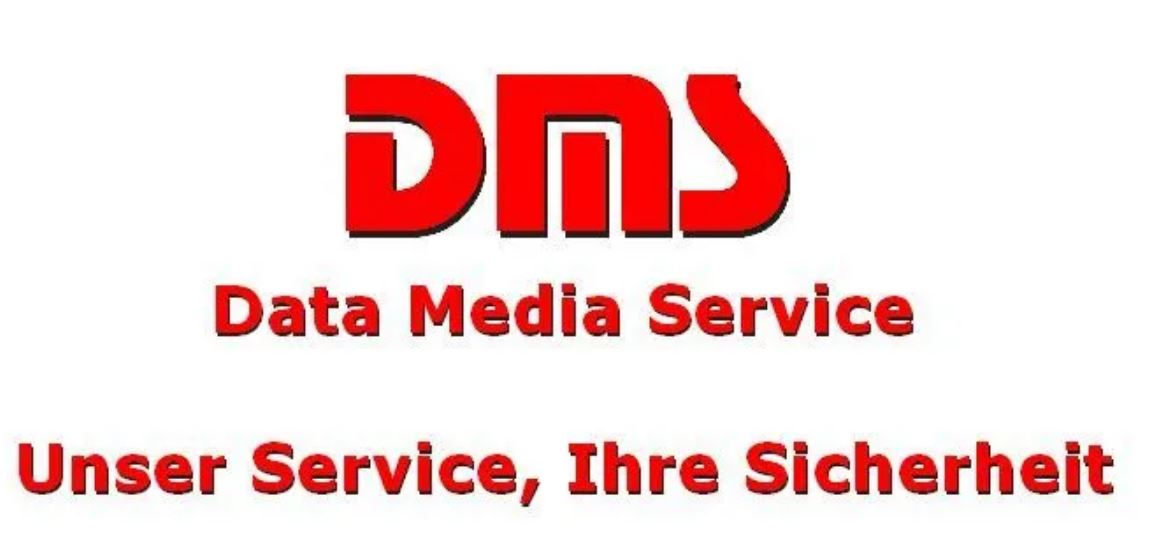 DMS Data Media Service Logo
