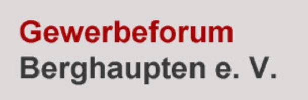 Logo Gewerbeforum Berghaupten e.V.